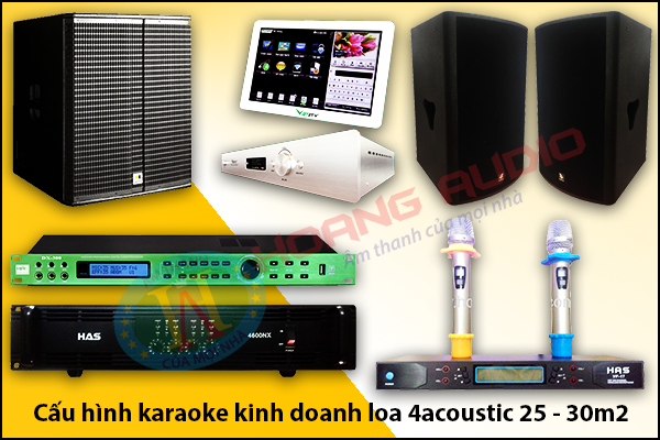 Xem thêm dàn karaoke kinh doanh cao cấp