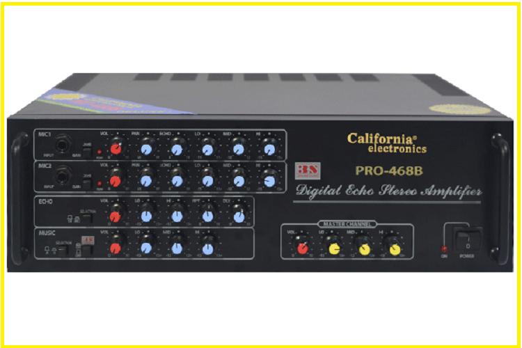 Ampli karaoke California PRO 468B
