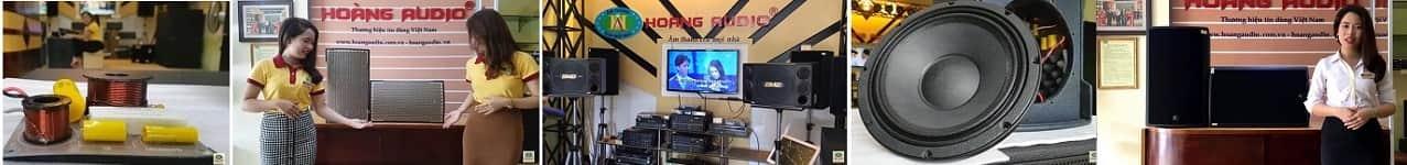 Các Loại Loa Karaoke Cao Cấp Chất Lượng, Giá Tốt 2018 - Hoàng Audio