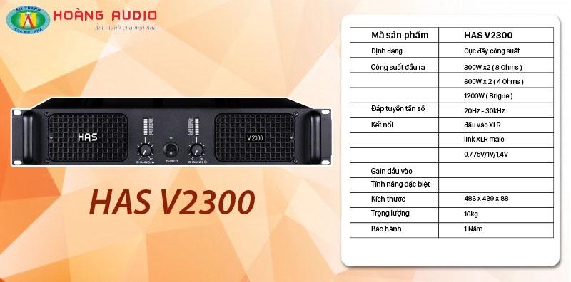 V2300