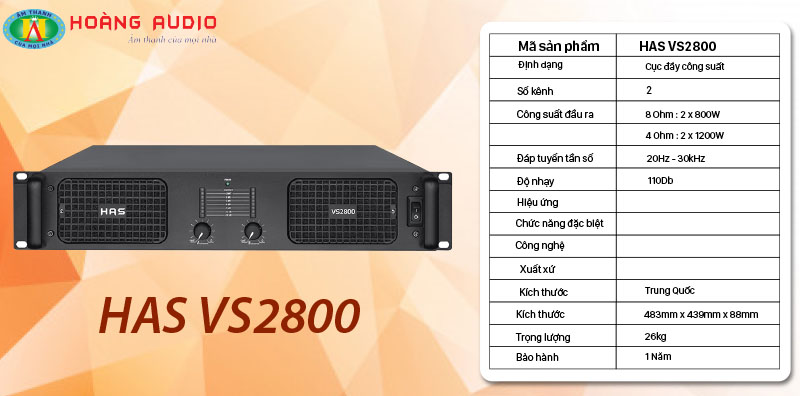 VS2800