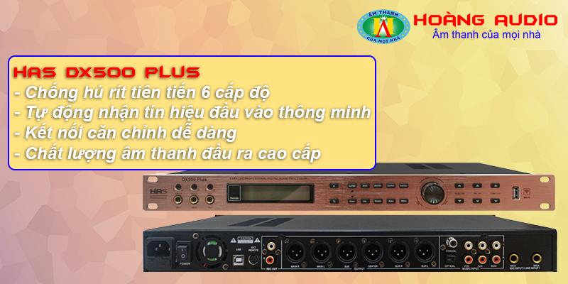 vang số has dx500plus
