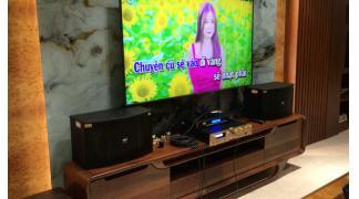 Bộ dàn karaoke HAS cho gia đình Anh Thảo - Thanh Trì – Hà Nội