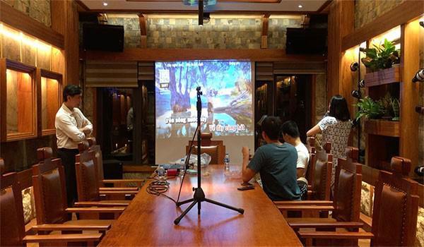 Dàn karaoke 4 Acoustic cao cấp cho gia đình chị Nhung - Tây Hồ