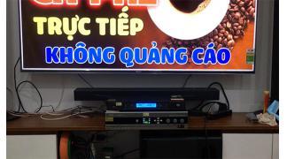 Lắp Bộ karaoke loa nằm amply số HAS gia đình Anh Văn Anh - Mỗ Lao