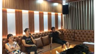 Dàn karaoke 4 Acoustic kết hợp HAS, Crown của gia đình Chị Hằng - Paradise Đại Lải