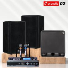 Dàn karaoke 4 Acoustic 02