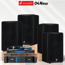 Dàn Karaoke 4 - Acoustic 04New