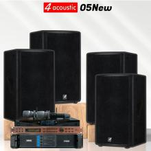 Dàn Karaoke 4 - Acoustic 05New