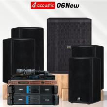 Dàn Karaoke 4 - Acoustic 06New