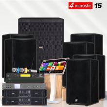 Dàn karaoke 4 Acoustic 15
