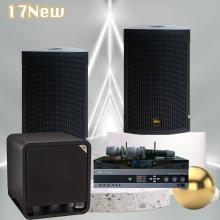 Dàn Karaoke HAS 17 New