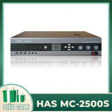 Amply số HAS MC2500S