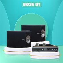 Dàn karaoke Bose 01