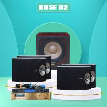 Dàn karaoke Bose 02