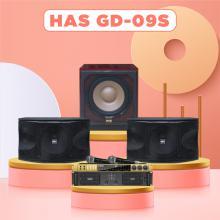 Dàn karaoke HAS 4.0 GD09S