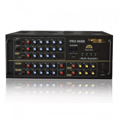 Amply karaoke California Pro-968B-II
