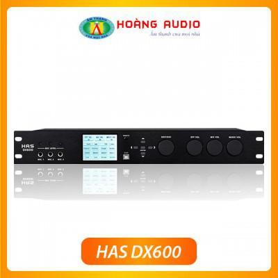 Vang số karaoke HAS DX600
