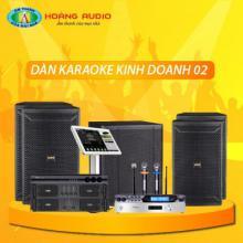 Bộ Dàn karaoke kinh doanh 02