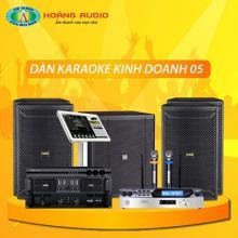 Bộ dàn karaoke kinh doanh 05