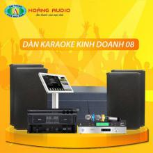 Bộ dàn karaoke kinh doanh 08