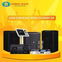Bộ dàn karaoke kinh doanh 09