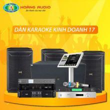 Bộ dàn karaoke kinh doanh 17