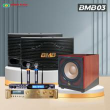 Dàn karaoke BMB 03