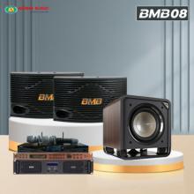 Dàn karaoke BMB 08