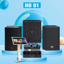 Dàn karaoke cao cấp HO 01