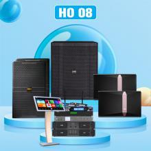 Dàn karaoke cao cấp HO 08