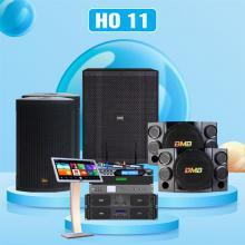 Dàn karaoke cao cấp HO 11