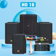 Dàn karaoke cao cấp HO 18