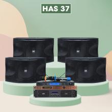 Dàn karaoke HAS 37