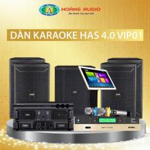 Dàn karaoke HAS 4.0 VIP01