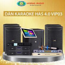 Dàn Karaoke HAS 4.0 VIP03
