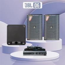 Dàn karaoke JBL 06