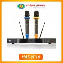 Micro karaoke không dây HAS VP16